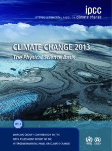 Climate Change 2013: The Physical Science Basis. IPCC Working Group, contribution to AR5, September 2013